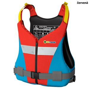 Plovací vesta ELEMENTS GEAR Canoe Plus červená - vel. S-M