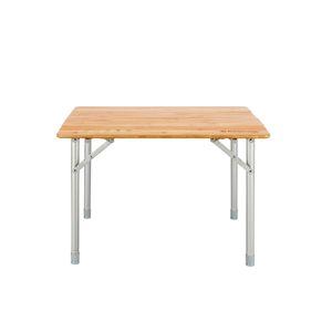 Kemping stůl KING CAMP Bamboo 65 x 50 cm