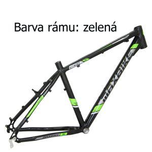 """Krosové kolo MAXBIKE Cavalla zelené - vel. rámu 22"""""""