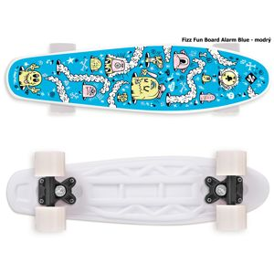 STREET SURFING Fizz Fun Board Alarm Blue