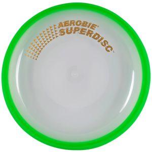 Aerobie Superdisc zelený